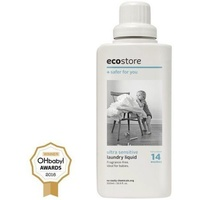 Ecostore Laundry Liquid Fragrance Free 1L