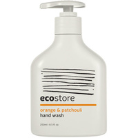 Ecostore Hand Wash Orange & Patchouli 250mL