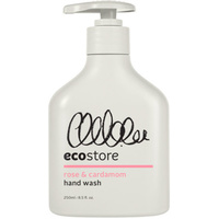 Ecostore Hand Wash Rose & Cardamom 250mL