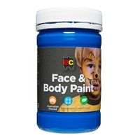 Face Paint Blue 175mL