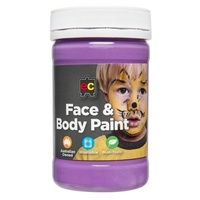 Face Paint Purple 175mL