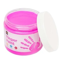 Finger Paint Pink 250mL