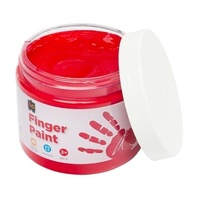 Finger Paint Red 250mL