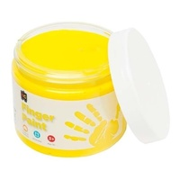 Finger Paint Yellow 250mL