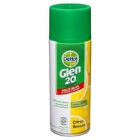 Glen 20 Spray Disinfectant Citrus Breeze 300g