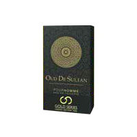 Gold Series Perfume Oud De Sultan 100mL