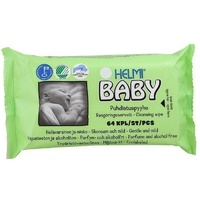 Helmi Baby Wipes 64's
