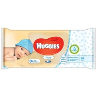 Huggies Wipes Pure 56's