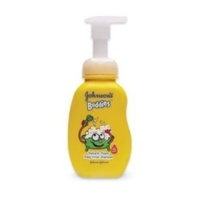 Johnson's Junior Easy Rinsing Foam Shampoo 250ml