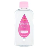 Johnson's Baby Oil Hypollergenic 300ml