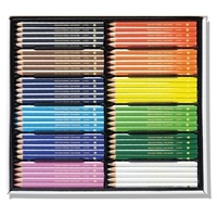 Jumbo Triangular Washable Colour Pencil 120's