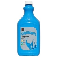 Liquicryl Junior Student Paint Sky Blue 2L