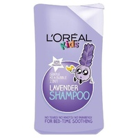 LOREAL KIDS 2 IN 1 SHAMPOO SOOTHING LAVENDER 250ML