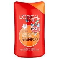 LOREAL KIDS 2 IN 1 CHEEKY CHEERY ALMOND SHAMPOO 250ML