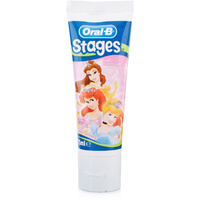 Oral B Toothpaste Bubble Gum Princess 75mL