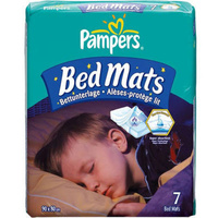 Pampers Bed Mats 7's
