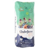Pampers UnderJams Boys 27+KG 9's