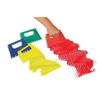 Scrape-It Paint & Sand Pattern Maker Set of 4