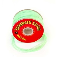 Spaghetti String Pale Green