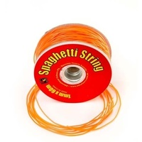 Spaghetti String Pale Orange