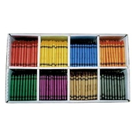 Best Value Crayons Box of 800