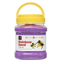Rainbow Sand Purple 1kg