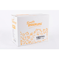 Simply Snookums Small 3 - 7KG 192's