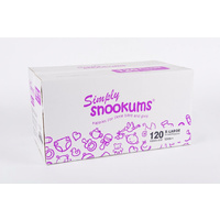 Simply Snookums Extra Large 12+KG 120's
