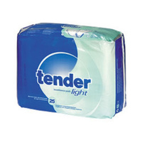 Tender Light Incontinence Pads 25's