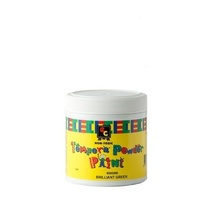Tempera Powder Paint Green 500g