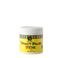 Tempera Powder Paint Red 500g