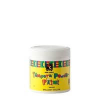 Tempera Powder Paint Yellow 500g