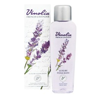 Vinolia Bubble Bath French Lavender 500mL