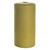 Multi-Purpose Wipes Roll Yellow