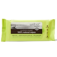 Wotnot Biodegradable Baby Wipes Soft Pack 20's