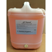 Chemical - Polished Floor Cleaner 20 Litre
