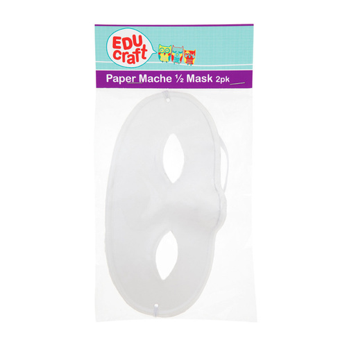Educraft Half Face Masks Pack of 2