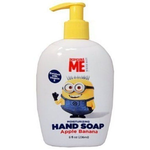 Despicable Me Moisturising Hand Soap 236ml