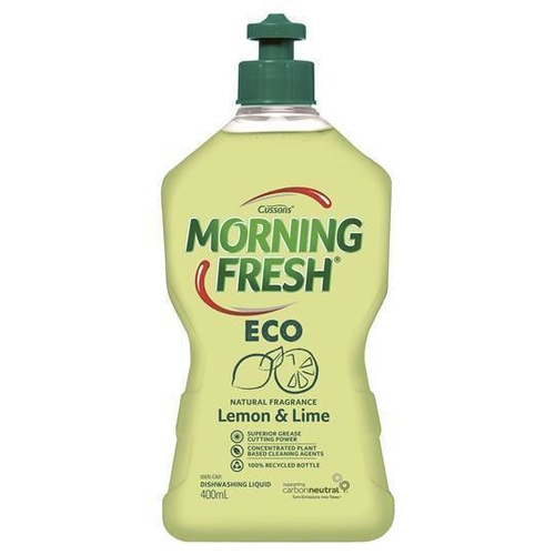 Morning Fresh Dishwashing Liquid ECO Lemon Lime 400ml