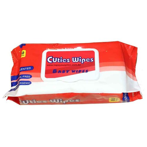 Cuties  Wipes 80's