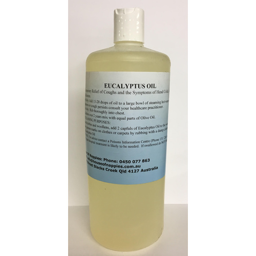Chemical - Eucalyptus Oil 1L