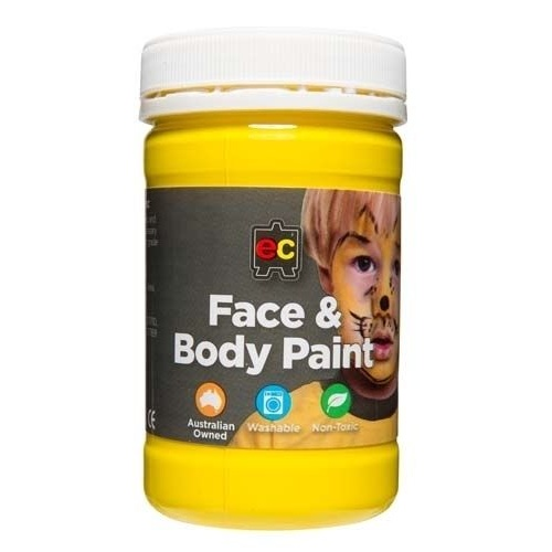 Face Paint Yellow 175mL
