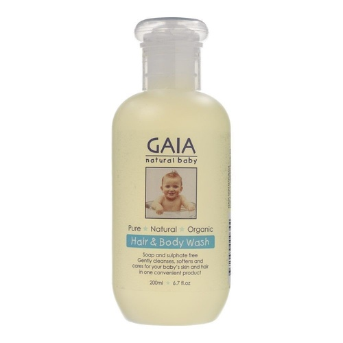 GAIA Hair and Body Wash 200 ml
