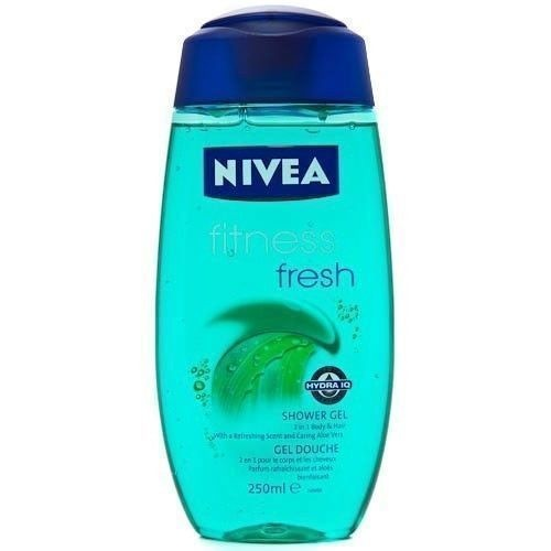 Nivea Shower Gel Fitness Fresh 250mL