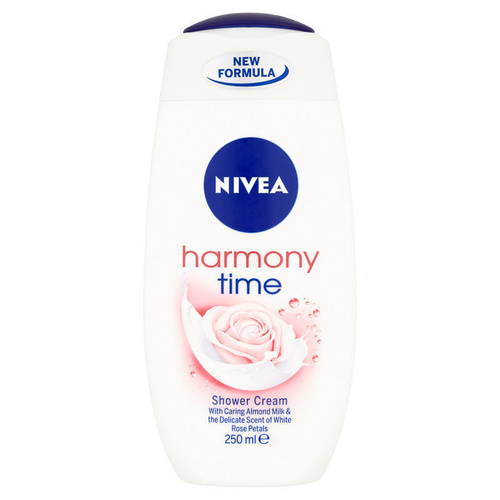 Nivea Shower Cream Harmony Time 250mL