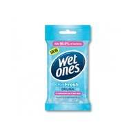 Wet Ones Original Travel Pack 15's