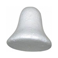 Jasart Polystyrene Bells 65 x 60mm Pack of 25