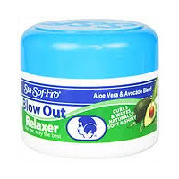 Sta-Sof-Fro Blow Out Relaxer Avo & Aloe 250mL