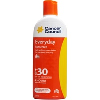 Cancer Council Everyday SPF 30 Sunscreen 220mL