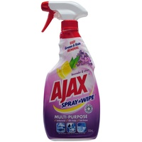 Ajax Spray'n'Wipe Multipurpose Spray Lavender & Citrus 500mL